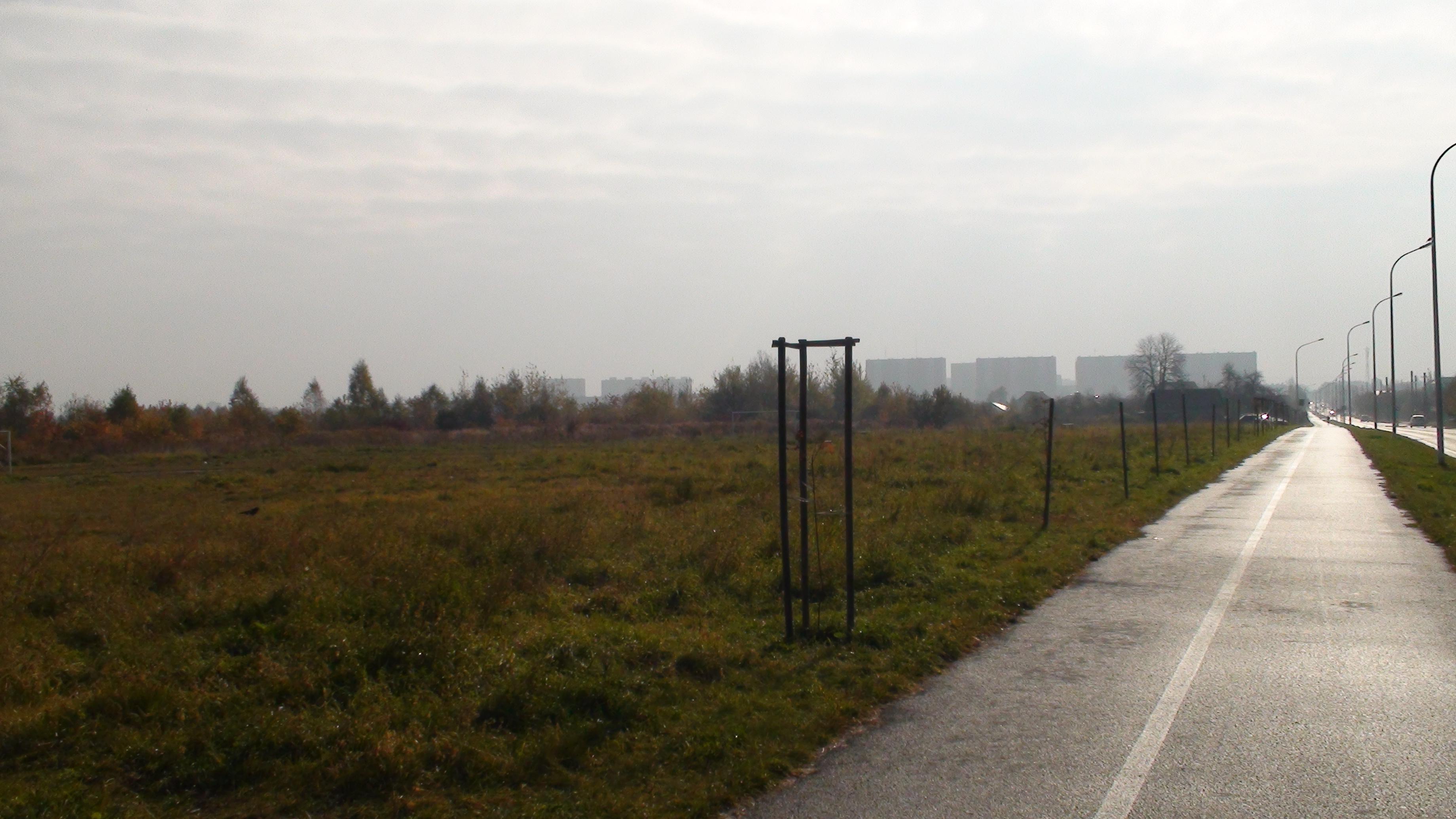 Widok na ulicę  Iłżecką.JPG