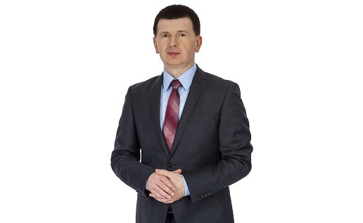 Prezydent Miasta Jarosław Górczyński